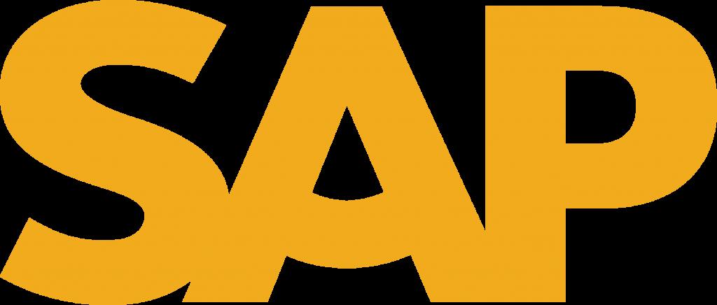 SAP Logo - Turuncu